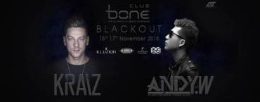BONE Pattaya Present Blackout