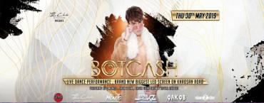 Botcash live at The Club Khaosan