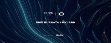 GLOW Saturday w/ Brie Burrata / KKlarn
