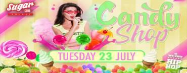 Sugar Phuket Pres. The Candy Shop