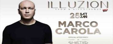 Marco Carola at Illuzion Phuket