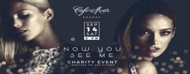 Now you See Me - Charity Event