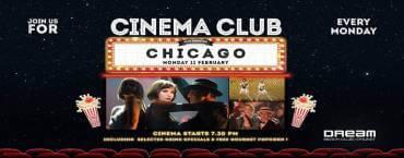 Dream Beach Cinema Club Presents Chicago