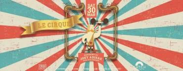 Catch Beach Club presents Le Cirque