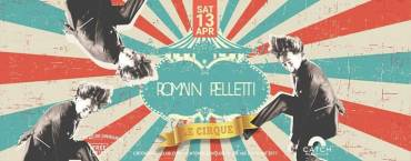 Catch Beach Club Phuket presents Le Cirque