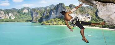 Krabi Rock and Fire International Contest