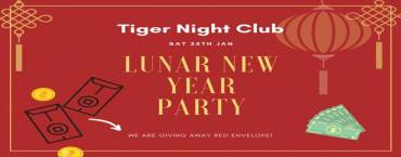 Lunar New Year Party at Tiger Night Club
