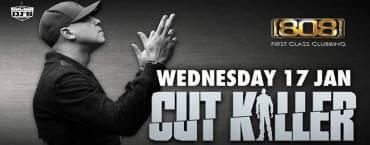 Cut Killer Live at 808 Club Pattaya