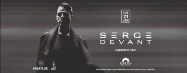 Serge Devant at Catch Beach Club by Sound Addiction