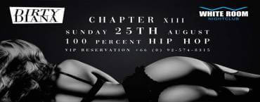 White Room pres. DIRTY DIANA CHAPTER XIII