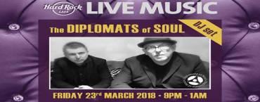 The Diplomats of Soul at Hard Rock Cafe Pattaya