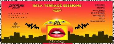 Discipline Presents: Ibiza Terrace Sessions