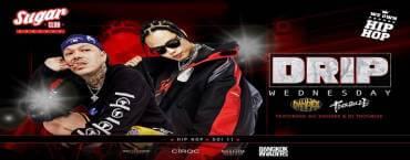 Drip Wednesday w/ DJ TDoubleE & MC Dandee