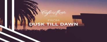 From Dusk Till Dawn at Cafe del Mar Pattaya