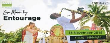 Entourage Live at Above Eleven