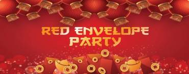 RED Envelope Party - Chinese New Year