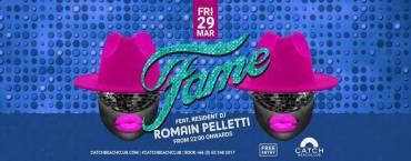 Catch Beach Club presents FAME w/ Romain Pelletti