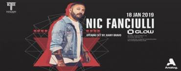 Nic Fanciulli at GLOW