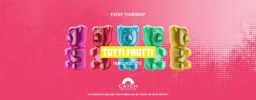 Tutti Frutti at Catch Beach Club