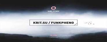 GLOW Sunday Special w/ Krit Su & Funkpheno