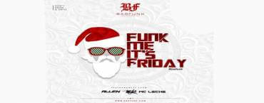 Funk Me It's Friday at Barfunk Phuket