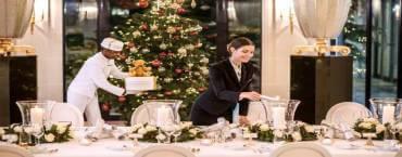 Christmas Eve Gala Dinner at The Peninsula