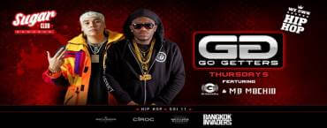 GO Getters Thursdays w/ DJ GolfinDro & MD Mochio