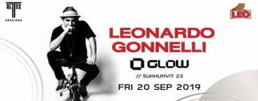 Leonardo Gonnelli at Glow