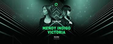 GLOW pres. Mendy Indigo & Victoria Gewinnen