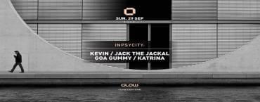 Inpsycity Sunday at GLOW