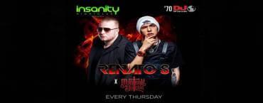 Thursday Night at Insanity Disco Club Bangkok
