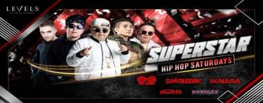 Super Star Saturdays ft. Bangkok Invaders