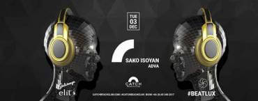 Sako Isoyan at Catch by Sound Addiction