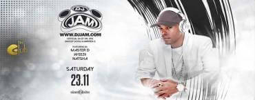 DJ Jam at The Club@Koi