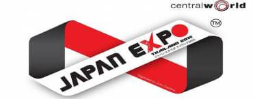 JAPAN EXPO Thailand 2018 at CentralWorld Bangkok