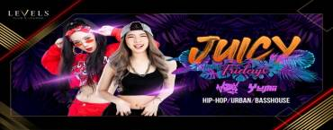 Juicy Fridays with DJ Yumii & MC Vox