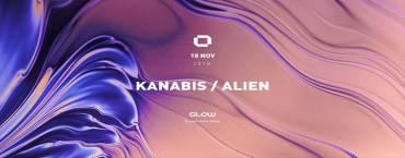 GLOW Sunday Sessions w/ Kanabis & Alien