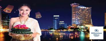 Celebrate Loy Krathong Festival by the River of Kings