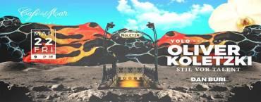 Yolo presents Oliver Koletzki at Cafe del Mar