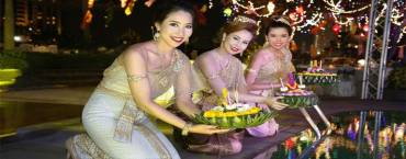 Loy Krathong Festival 2018 at Shangri-La Hotel