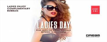 Ladies Day Out at Dream Beach Club