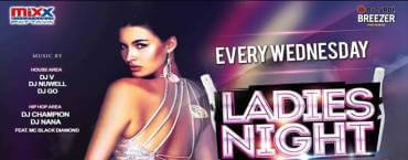 MIXX Pattaya presents Ladies Night