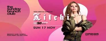 The Sunday Brunch Club feat. Dj Litchi