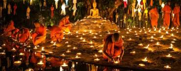 Loy Krathong Celebrations in Chiang Mai