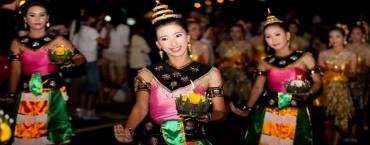 Loy Krathong Celebrations in Samui