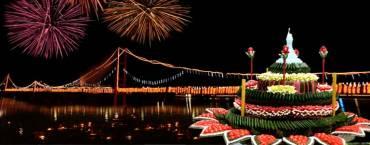 Loy Krathong Celebrations in Chiang Rai