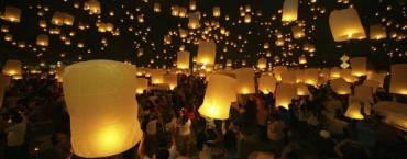 Loy Krathong Celebrations in Phuket