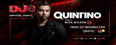 ONYX & DJ Mag present DJ Mag Official Party
