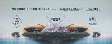 Swound Sound Vienna pres. Makossa + Sugar B feat. Dan Buri
