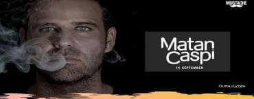 Mustache presents Matan Caspi - Outta Limits